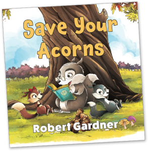 Save Your Acorns book cover